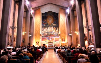 18 novembre – Mandato a P. Nicola Boccuzzo, nuovo pastore della nostra comunità