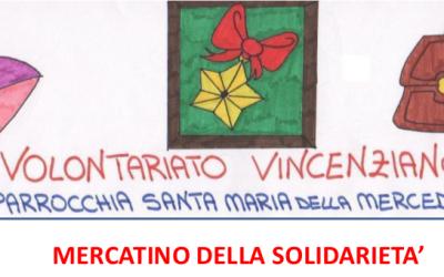 Mercatino di Solidarietà