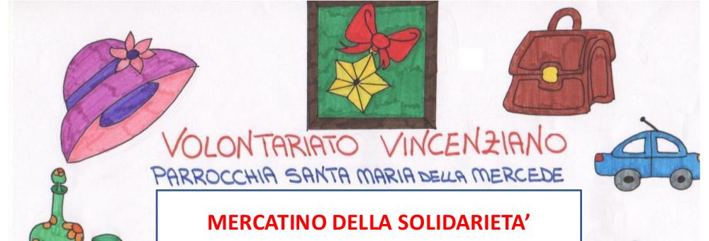 Mercatino della Solidarietà 2017