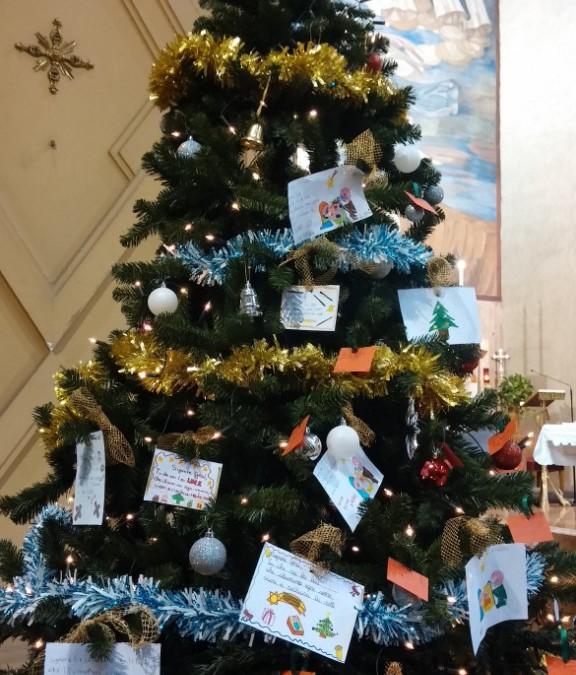 Pacco dono natalizio per i più bisognosi
