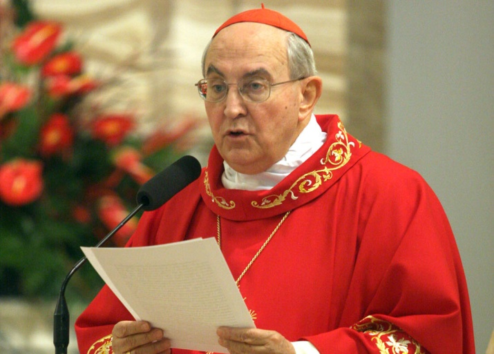 Sabato 19 novembre: visita del Card. Agostini Vallini alla nostra comunità parrocchiale