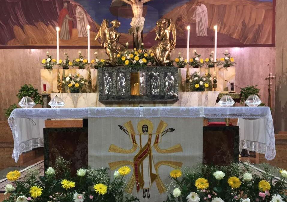 Settimana Santa e Pasqua 2018