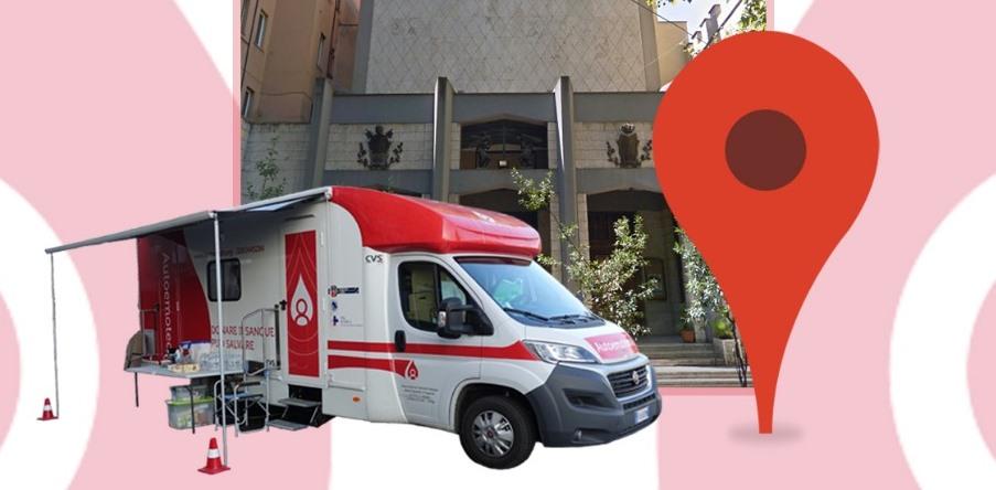 Donazione sangue – domenica 2 dicembre