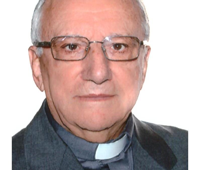Padre Nicola Boccuzzo è tornato alla casa del Padre
