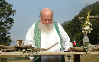 Padre Eraldo è tornato alla casa del Padre