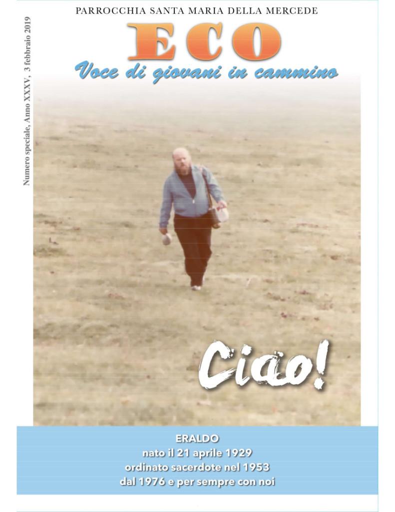 Eco Eraldo - 1A pagina
